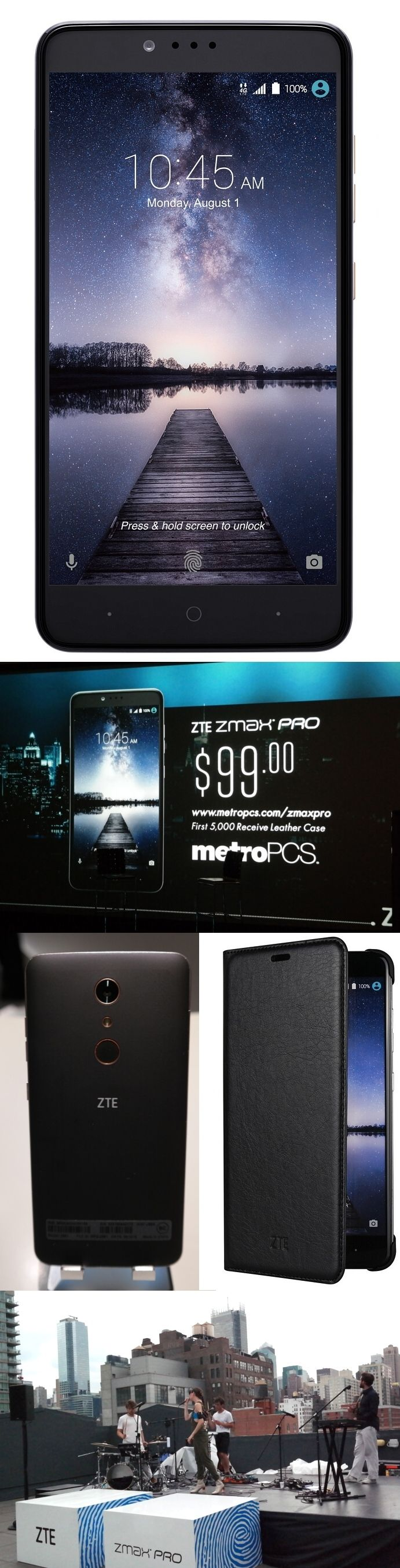 Zte Zmax Pro For Metropcs: Big Android 60 Muscle Phone For Just $99 With  What Screenshot_20121114074827 Screenshot_20161223230748g