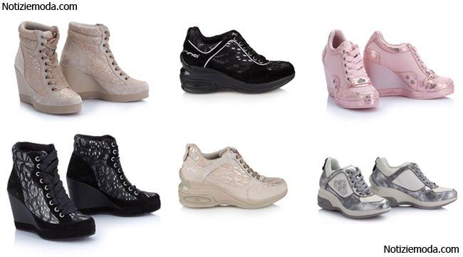 Scarpe Fornarina primavera estate 2014 calzature donna