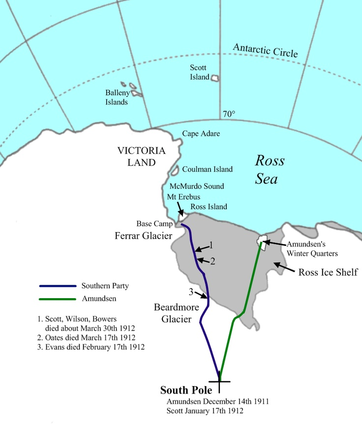 roald amundsen journey timeline Captain scott: facts and information  roald amundsen had reached there a  earlier in their journey the team spent some time researching emperor penguins and.