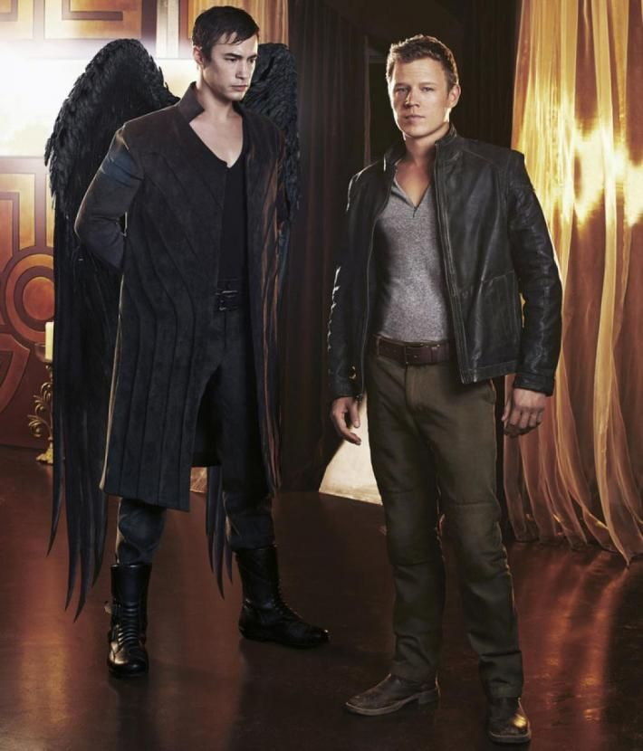 Meet the cast of Syfy's Dominion with 17 new promo pics from the angel war drama   Blastr