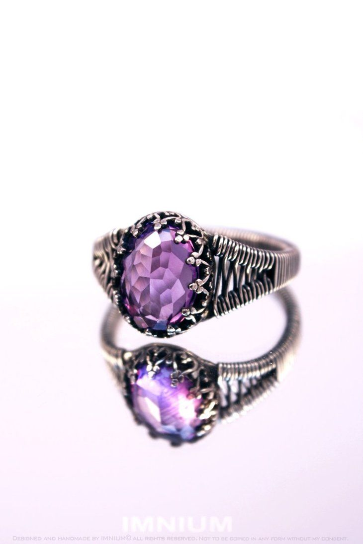 168 best Wire rings I like images on Pinterest   Wire rings, Wire ...