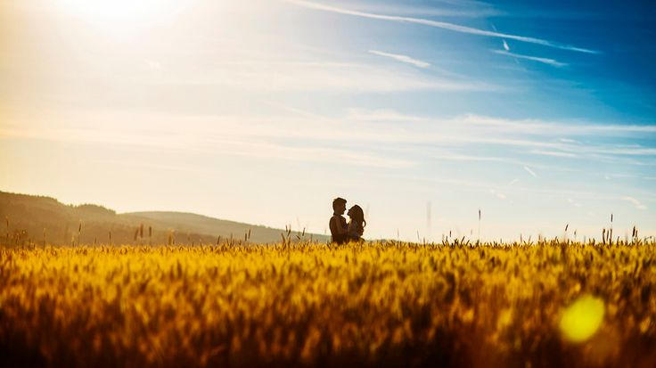 Sunny wedding in Bohemia