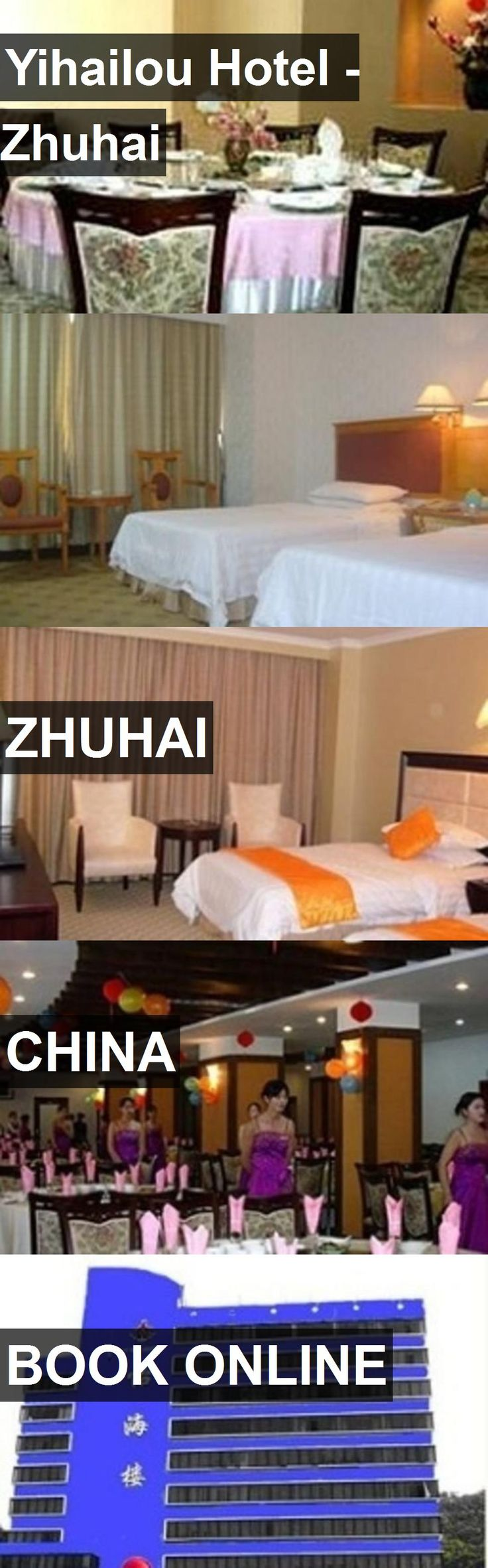 Hotel Yihailou Hotel - Zhuhai in Zhuhai, China. For more information, photos, reviews and best prices please follow the link. #China #Zhuhai #YihailouHotel-Zhuhai #hotel #travel #vacation