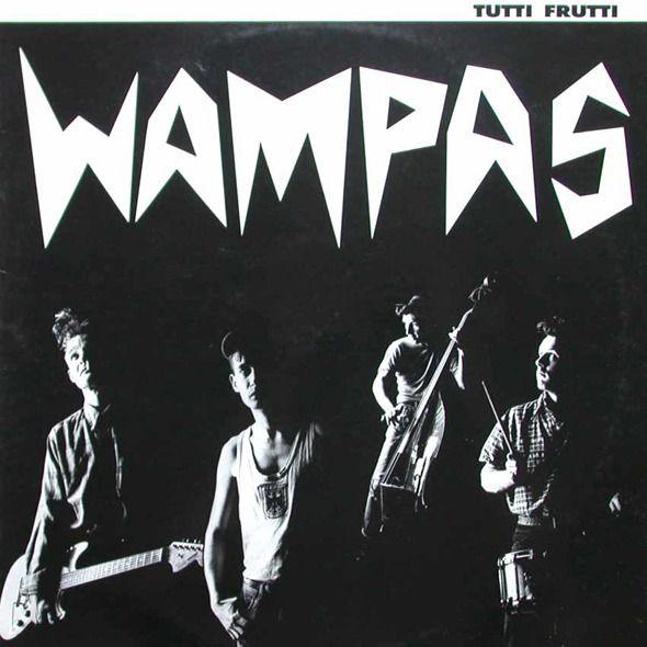 Les Wampas - Psychobilly