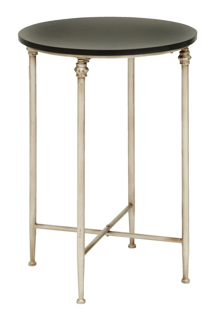 Woodland Imports Old Look End Table & Reviews | Wayfair - $84