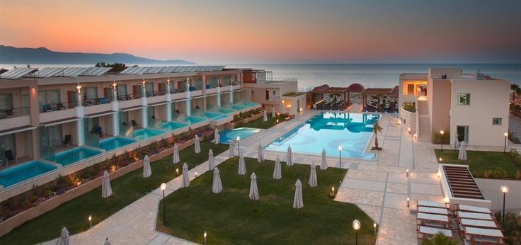 Minoa Palace Hotel, Chania, Crete.