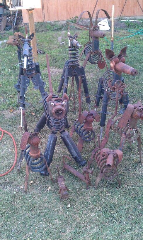 Doggys. Few of them found homes.