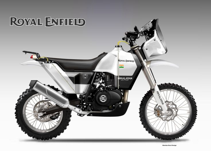 Royal Enfield Himalayan Rally Raid Rendering Has Us Smiling in Embarrassment