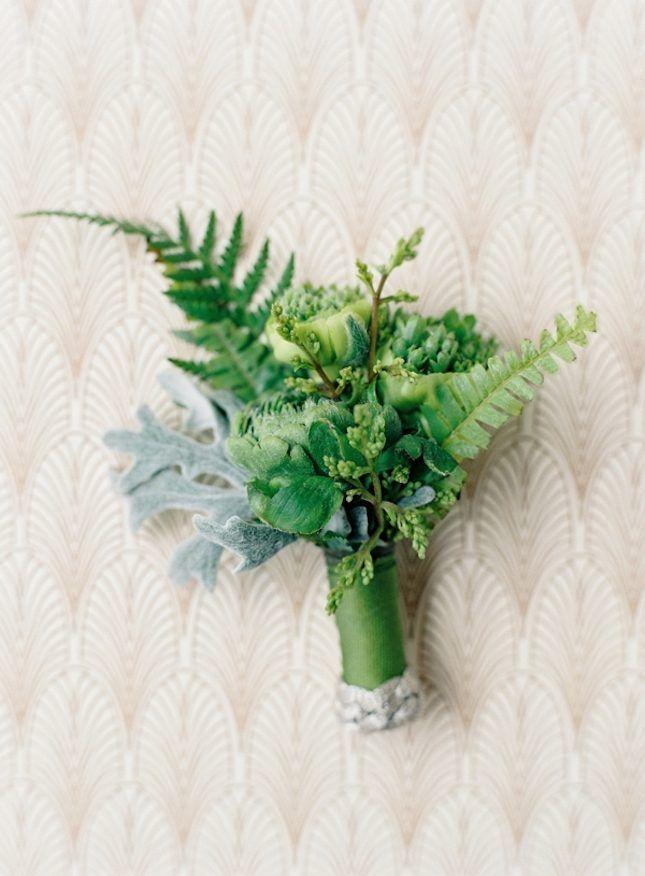 22 Fab Fern-Inspired Wedding Decor Ideas via Brit + Co