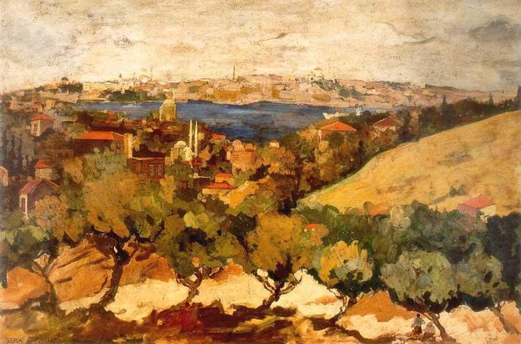 http://www.turkishpaintings.com/content/mod_images/painters/works/large/work_5833.jpg adresinden görsel.