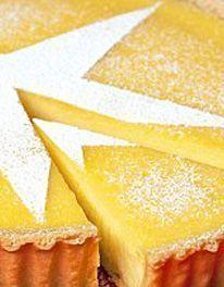 Mary Berry's Classic Lemon Tart - The Great British Bakeoff