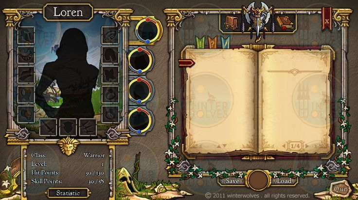 Quest_Book by gafana