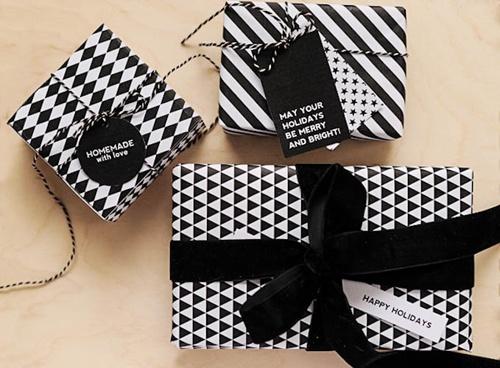 X-Mas present wrapping ideas of Lottilou - FLAIR