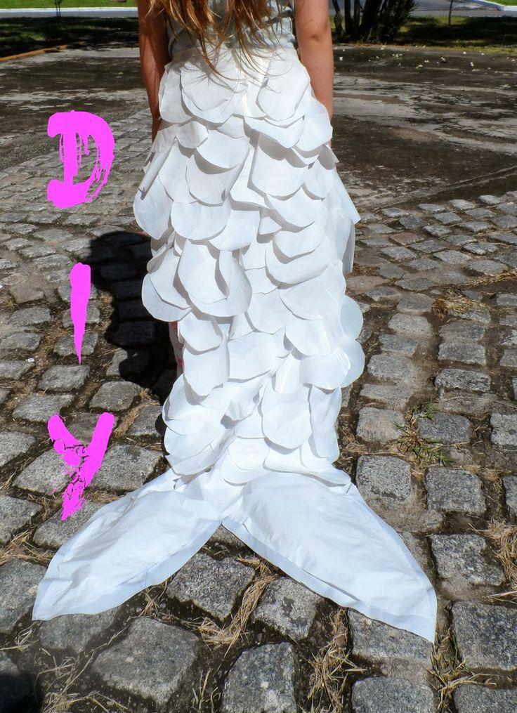 #DIY #sirena #mermaid