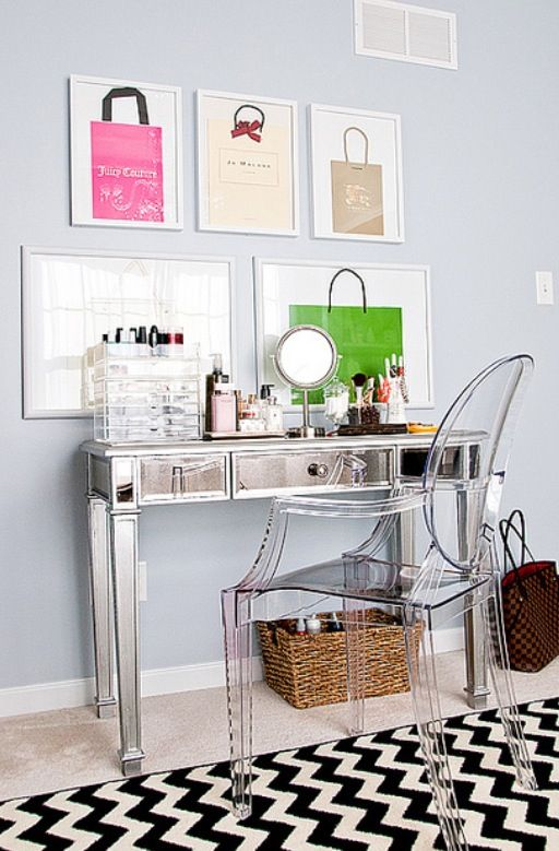 Pin By Shirley Fadden On Dressing Room Make Up Room Ideas