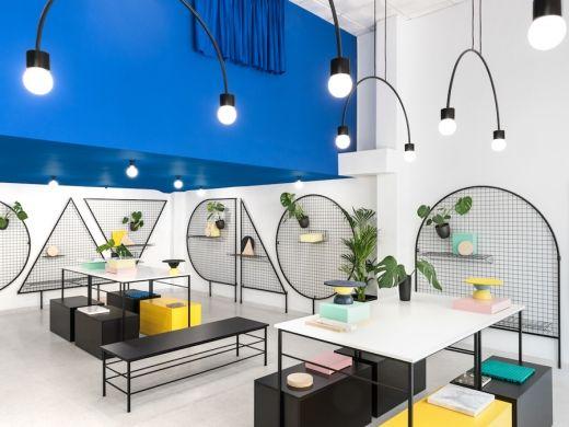 Masquespacio packs play into lifestyle store Gnomo - News - Frameweb