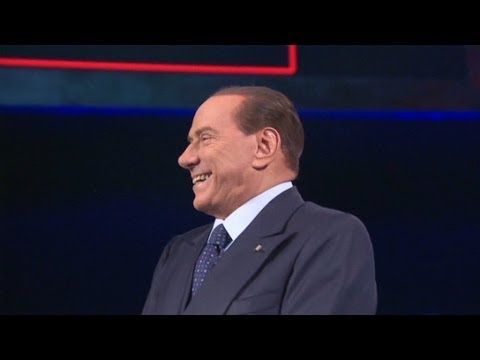 Former Italian PM Silvio Berlusconi is hoping to get his old job back. Ben Wedeman reports on the Italian elections.