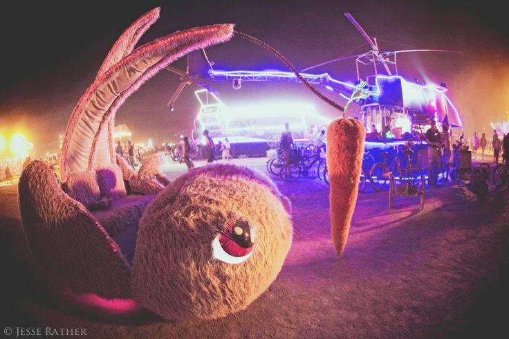 Burning Man 2013 Through The Eyes of Jesse Rather