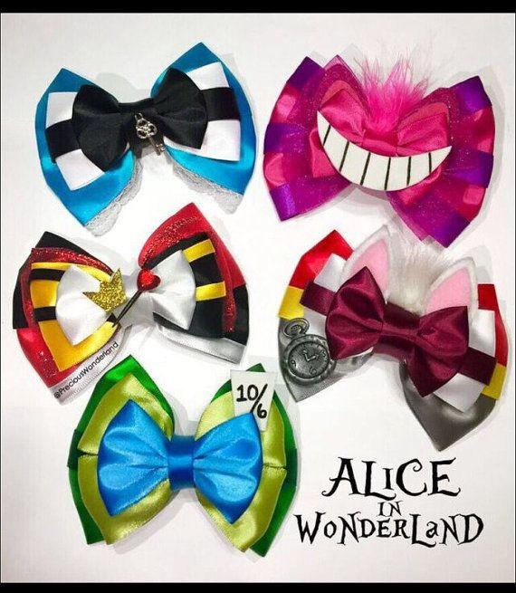 Alice Cheshire Cat White Rabbit Queen of by PreciousWonderland