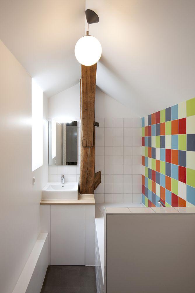 Gallery - Duplex in Saint-Mande / CAIROS Architecture et Paysage - 17