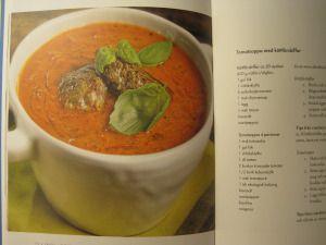 Tomatsoppa från Paleo - Naturlig mat & livsstil