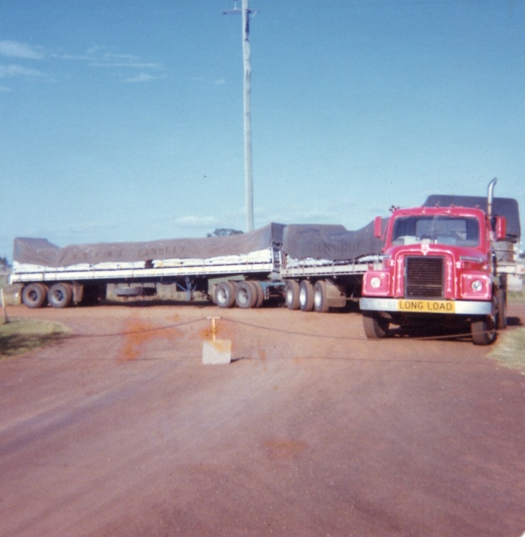 A blast from the past: 8V71N powered Transtar