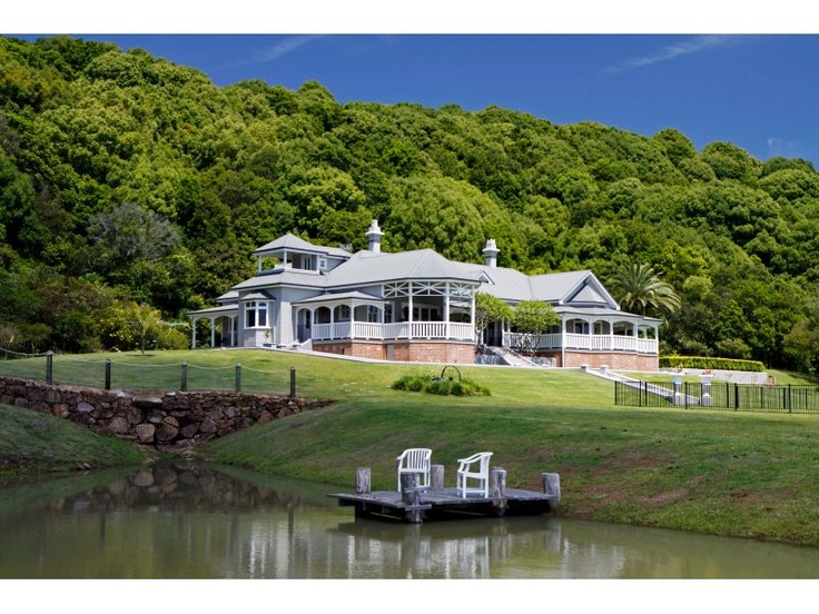 Classic, picturesque Australian Federation home.