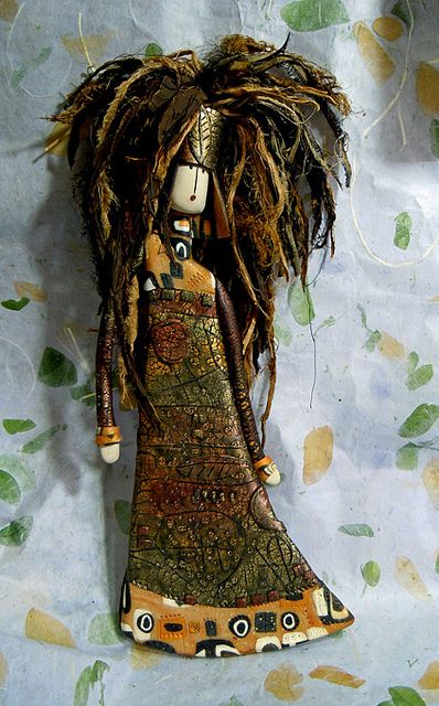 Emilie by aMused Creations, via Flickr