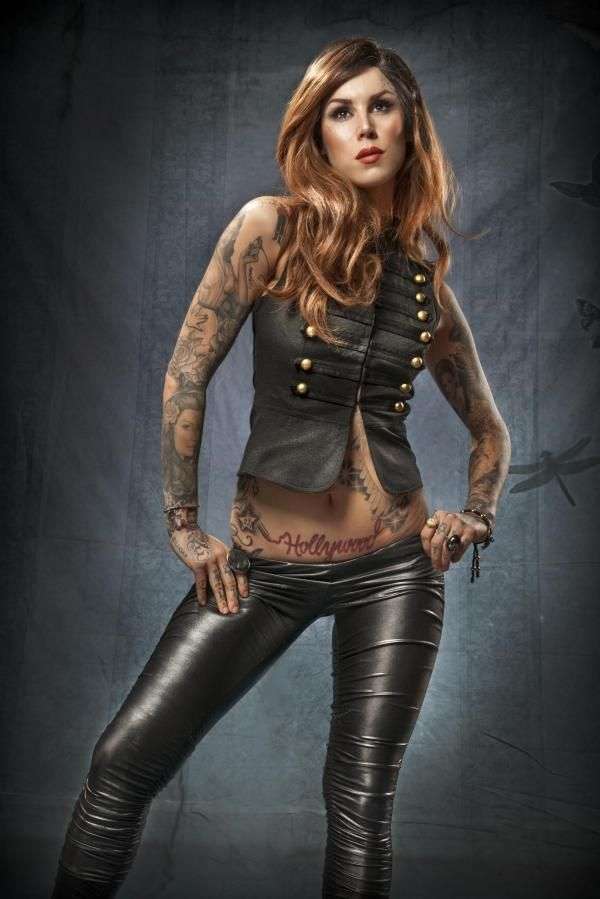Tatu Baby Father Name: 211 Best The Incredibly Beautiful Kat Von D... Images On