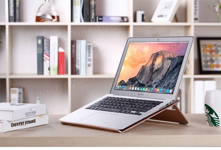 SeenDA soporte de aluminio del ordenador portátil de la aleación Deisgning ergonómico portable ajustable para el ordenador portátil del MAC