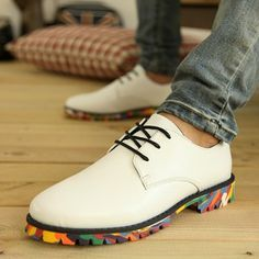 I want in the future to have nice shoes collecting shoes is a hobby of mines and I will always love all types of shoes