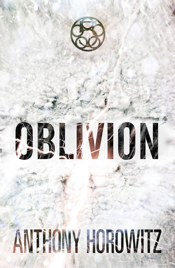 Oblivion (book 5 In The Power Of Five Series)  Anthony Horowitz