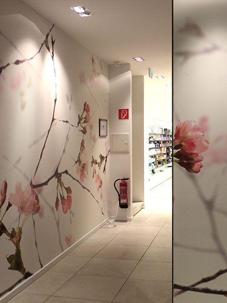"""Über 1000 Ideen zu """"Rosa Tapete auf Pinterest  VS Pink"""