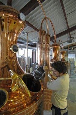 Herstellung - www.deutsche-whiskys.de