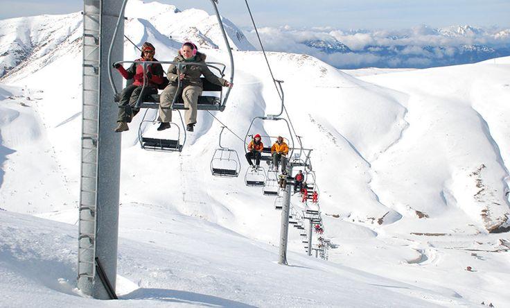Velouxi.gr ski resort