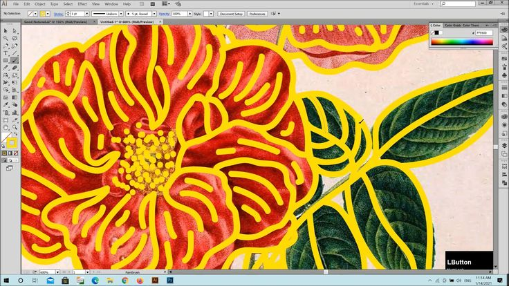 how to make a pattern in illustrator 2021