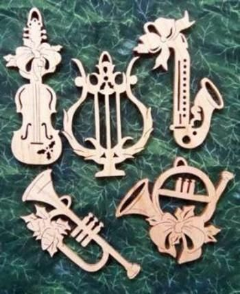 48-SLD325P+-+Sounds+of+Christmas+Ornaments+Set+of+10+Scrollsaw+Patterns
