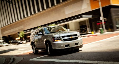 2014 Chevrolet Tahoe Release Date and Price This stunning vehicle will be powered by a 4.3L V 6 engine that can develop a 285 horsepower and torque of 305 pound feet. Another engine offer involves a 5.3L on a V 8 engine that can produce 355 horsepower and torque of 383 pound feet. The 2014 Chevrolet Tahoe is guaranteed to surpass the quality and performance of its rivals – Toyota Sequioa and Nissan Armada.