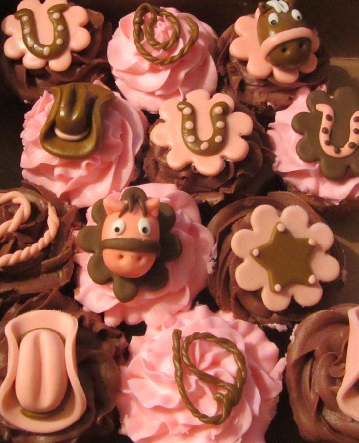 Cowgirl Cupkakes