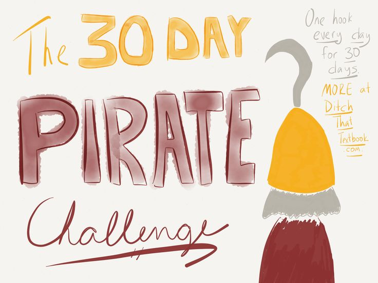 "Passion. Enthusiasm. Excitement. The unexpected. If you haven't read Dave Burgess's book ""Teach Like a PIRATE"", you're missing out on the inspiration and the great practical ideas to create memorab..."