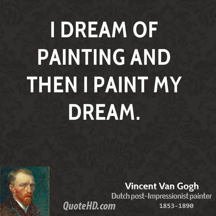 Vincent Van Gogh Quotes: Vincent Van Gogh Quote Shared From Www.quotehd.com