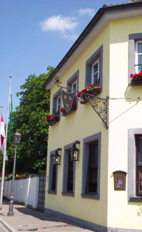 Hotel Platengarten Aussenansicht  #hotel #ansbach #zentral  #romantisch #denkmal #historisch