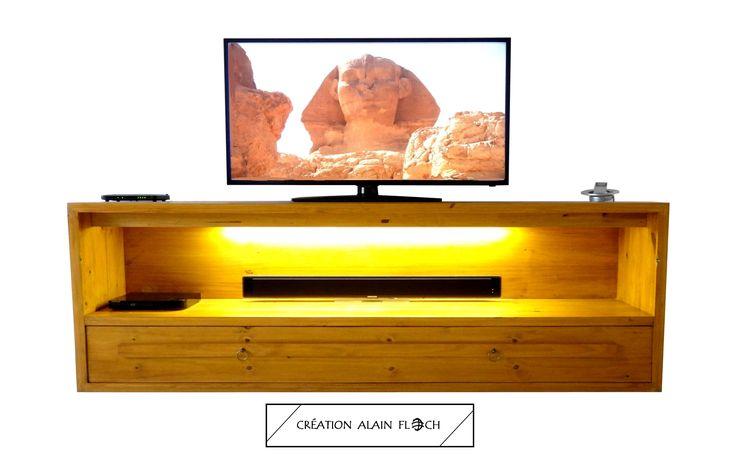 les 9 meilleures images du tableau meuble tv design sur pinterest banquettes meubles de t l. Black Bedroom Furniture Sets. Home Design Ideas