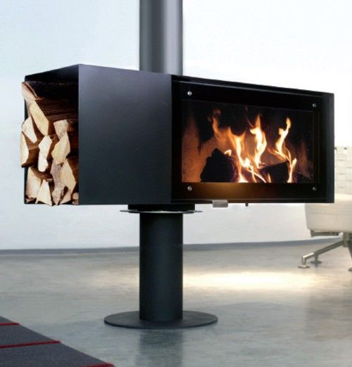 11 best Chimeneas images on Pinterest Fire places, Modern