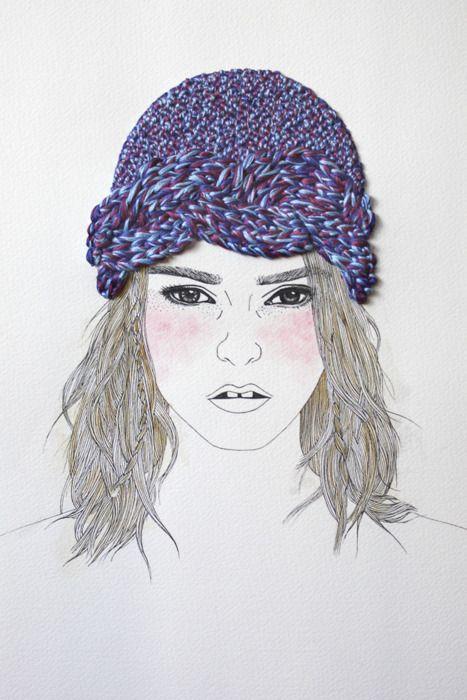 Por Izziyana Suhaimi  http://my-bones.tumblr.com/
