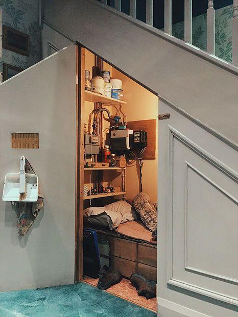 Best 25 Under Stairs Cupboard Ideas On Pinterest Under