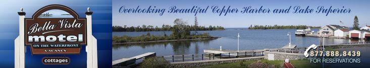 Bella Vista Motel Photo Gallery | Lakefront Motel Unit