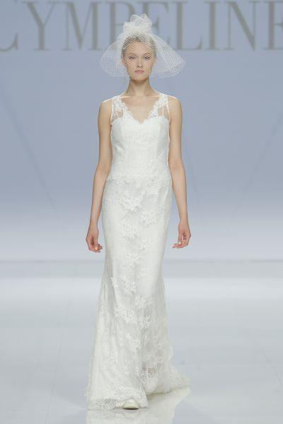 Vestidos de novia para mujeres bajitas 2017: 40 diseños perfectos para tu gran día Image: 15