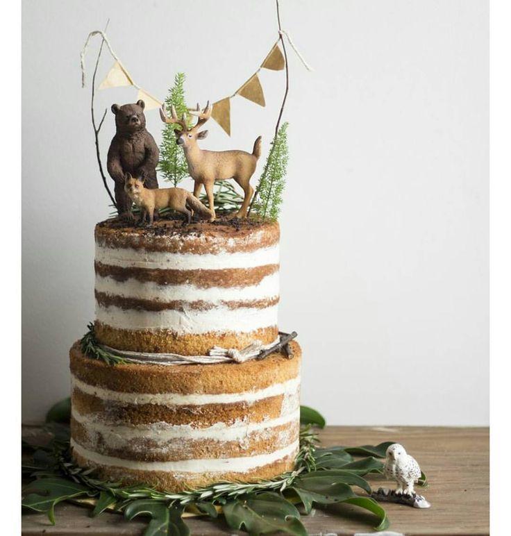 ¿ Cuántos dulces habéis comido estos días? ¡Yo creo que 1000!  Foto Vía Pinterest  #instawedding #weddingblog #wedding #nakedcake #boda #tartanupcial #deco #algonuevoalgoprestadoyalgoazul