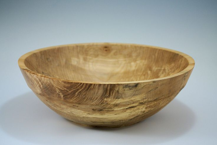 Large Wooden Salad Bowl, Party Size Wood Salad Bowl, Hand Made Wooden Bowl from Maple, B2849 by garylmcguire on Etsy
